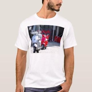 Scooters à Paris T-shirt