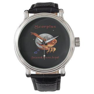 scorpius Einzelteile Uhr