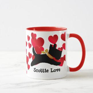 Scottie-Liebe Tasse