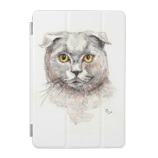 Scottish-Falten-Katze iPad Mini Hülle