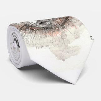 Scottish-Falten-Katze Personalisierte Krawatten