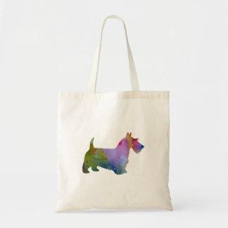 Scottish Terrier Budget Stoffbeutel