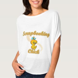 Scrapbooking Küken T-Shirt
