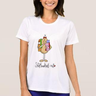 Scrapbooking Nuss-T - Shirts und Geschenke