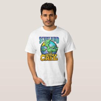 Scurvy Vogel-Café T-Shirt