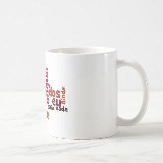 Se-Eu falasse ein língua DOS homens Kaffeetasse