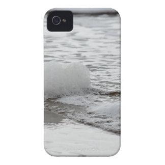 SEAFOAM AUF STRAND QUEENSLAND AUSTRALIEN iPhone 4 Case-Mate HÜLLE