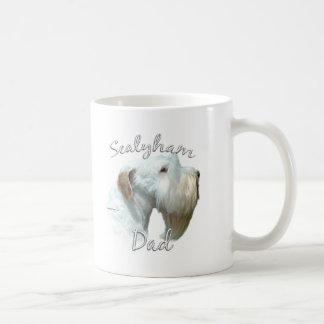 Sealyham Terrier Vati 2 Kaffeetassen
