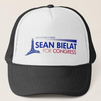 Sean Bielat für Kongress-Hut Truckerkappe