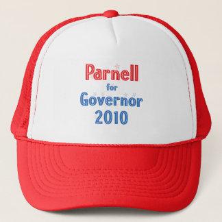 Sean Parnell für Stern-Entwurf des Gouverneur-2010 Truckerkappe