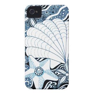Seashells Case-Mate iPhone 4 Hülle