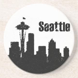 Seattle Getränkeuntersetzer