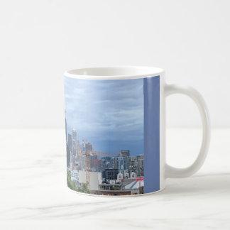 Seattle-Skyline Kaffeetasse