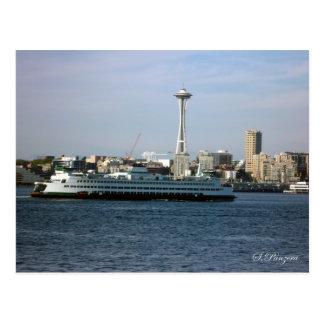 Seattle Washington Postkarte