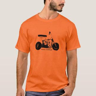 Sechzigerjahre Powell-Herausforderer-Minifahrrad T-Shirt