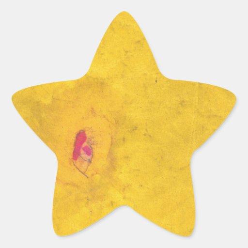 Secondaire Stickers En Étoile