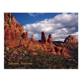Sedona, Arizona Postkarte