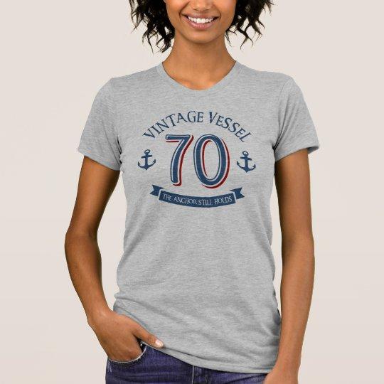 See70. Geburtstag T-Shirt