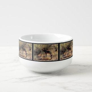 See-angenehme Esel-Suppen-Tasse Große Suppentasse