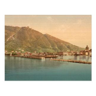 See Como, der Hafen Postkarten