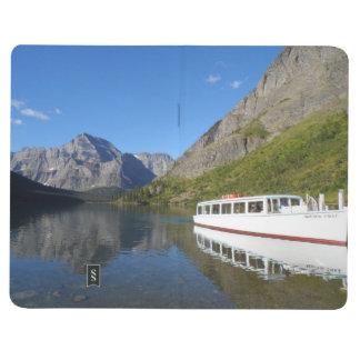 See Josephine- Glacier Nationalpark Taschennotizbuch