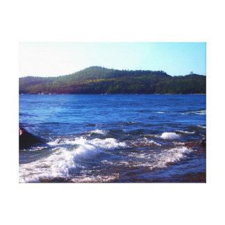 See-Landschaft Leinwanddruck