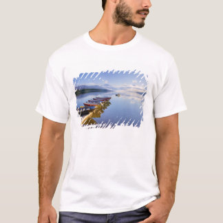 See McDonald, Glacier Nationalpark, Montana, T-Shirt