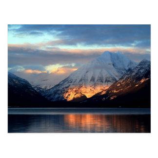 See McDonald, Glacier Nationalpark Postkarte