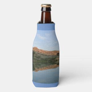See-Reflexionen machen cooleres ein Flaschenkühler