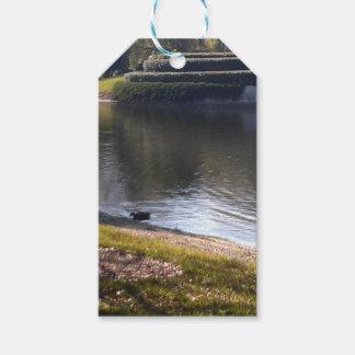See und Stein Geschenkanhänger
