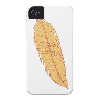 Seeadler-Kopf innerhalb des Feder-Zeichnens iPhone 4 Case-Mate Hülle