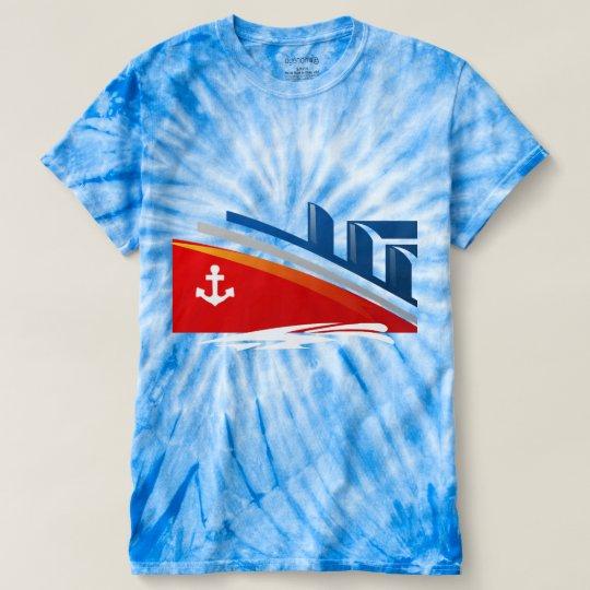Seeanker-Boots-Seeozean-Schiffs-Logo-Shirt T-shirt