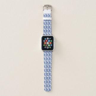 Seeanker-Muster Apple Watch Armband