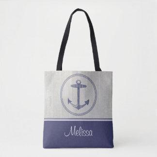 Seeanker | personalisiert tasche