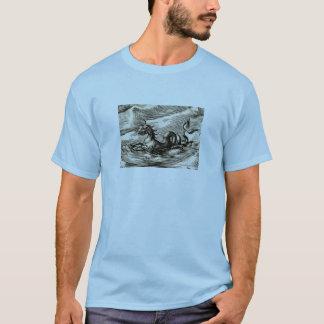 Seedrache am Äquator T-Shirt