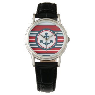 Seeentwurf Armbanduhr