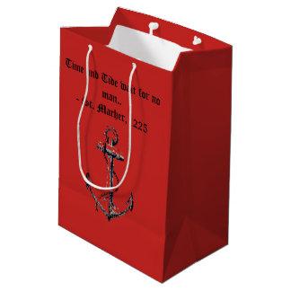 Seegeschenk-Tasche Mittlere Geschenktüte