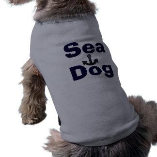 SeehundeT - Shirt Ärmelfreies Hunde-Shirt