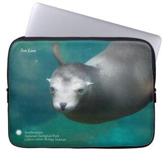 Seelöwe Smithsonian | Laptopschutzhülle