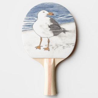 SEEmöve Klingeln-Pong Paddel Tischtennis Schläger