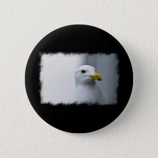Seemöwe-Bedarfs-Liebe auch Runder Button 5,1 Cm