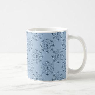 Seepferd-Blasen Kaffeetasse