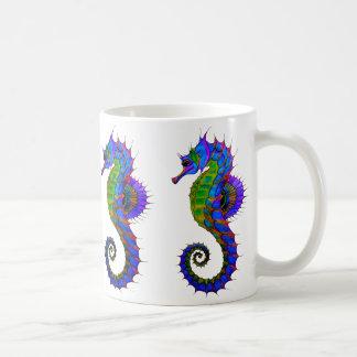 Seepferd-Tasse Kaffeetasse