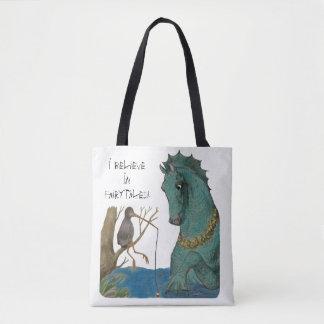 Seepferd und Fischen-Vogel wunderlich Tasche