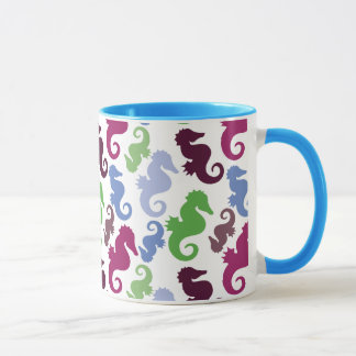 Seepferde kopieren Seestrand-Thema-Geschenke Tasse