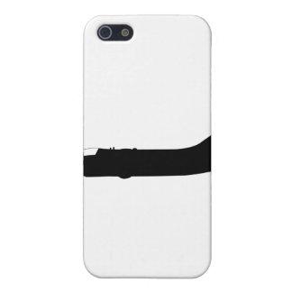 Seeräuber-Silhouette USA A7 iPhone 5 Schutzhülle