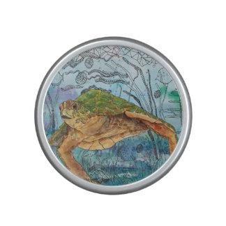 Seeschildkröte-Lautsprecher Lautspercher