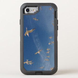 Seeschwalben obenliegend OtterBox defender iPhone 8/7 hülle