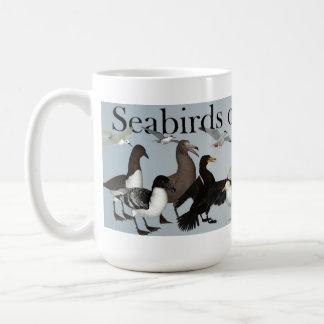 Seevögel der Welt Kaffeetasse