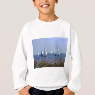 Segel auf dem Chesapeake Sweatshirt